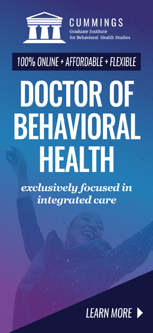 Doctor of Behavioral Health